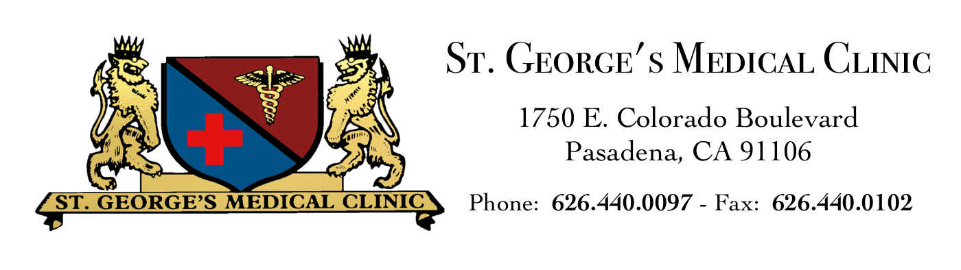 St. George's Medical Clinic - Pasadena Medical Office